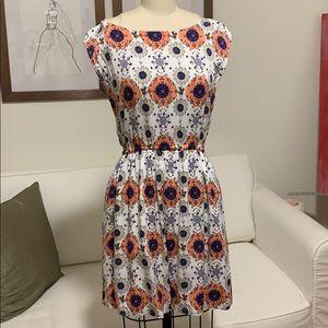 Print dress by Twik